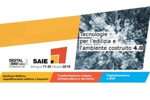 SAIE Bologna 17-20 ottobre 2018