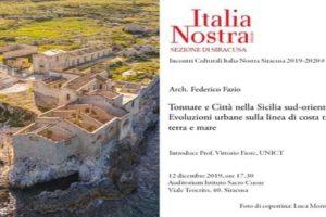 Tonnare e Città nella Sicilia